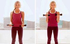 Drømmer du om pæne, faste arme? Her får du fem enkle, men supereffektive øvelser, der former og styrker dine arme. Bonus? Resten af kroppen kommer også på arbejde.