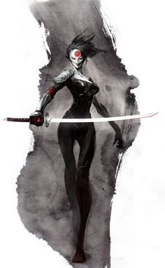 Katana by naratani on DeviantArt