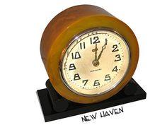 "Clock - New Haven    ""Palas""    (1931)"