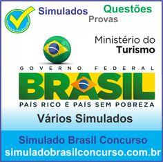 Concurso do Ministério do Turismo - MTur 2014.  Novos Simulados e Questões do MTur 2014.  http://simuladobrasilconcurso.com.br/simulados/concursos/?filtro_concurso=1420  #SimuladoBrasilConcurso, #ProvaMtur