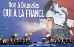 Marine Le Pen présidente !