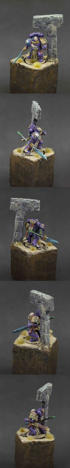 Space Marine Sternguard beautifully painted n converted