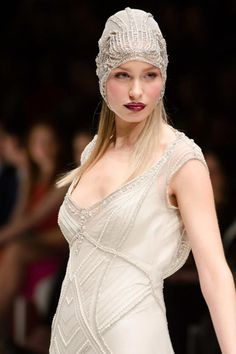 Gwendolynne's 2013 Collection from Melbourne Spring Fashion Week