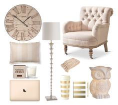 """How cosy is this ?"" by yamn ❤ liked on Polyvore featuring interior, interiors, interior design, home, home decor, interior decorating, Uttermost, Ralph Lauren, Henri Bendel and Arteriors"