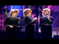 """The McGuire Sisters sing a selection of their greatest hits from the 1950's. """"Just For Old Times Sake"""", """"On A Picnic Morning"""", """"Something's Gotta Give"""", """"Sugartime"""", """"Sincerely"""". These version are from 2004 whereby the sisters reunite at the Trump Taj Mahal, Atlantic City, New Jersey."""