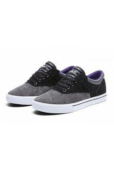 22482196a89b SUPRA Men s Griffin Suede Low Top Sneaker  Shoes    75.00