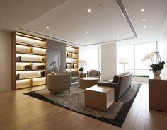 Interior design and architecture - offices in Shanghai and Beijing