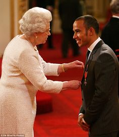 THE QUEEN is a stickler for royal tradition, etiquette and conventions and when one Formula One star failed to live up to those expectations, she was not at all afraid to crack the whip. But how did Queen Elizabeth II give this driver a dressing down? F1 Lewis Hamilton, Lewis Hamilton Formula 1, Jackie Stewart, Adele, Michael Schumacher, Save The Queen, Prince Philip, Rich People, Queen Elizabeth Ii