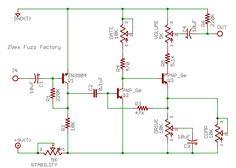 Fuzz Factory Electronics Basics Electronics Projects Diy Fuzz