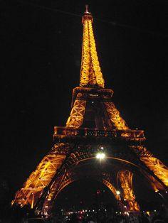 My Bucket List: Eiffel Tower