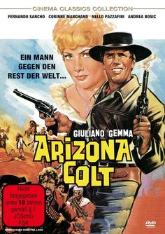 Colt the Movie Trailer | Arizona Colt | Film 1966 | moviepilot.de
