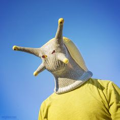 Our new Banana Slug Mask is here just in time for... | Archie McPhee's Endless Geyser of AWESOME!