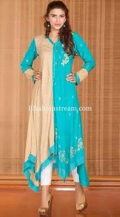 Kurti Patterns, Dress Patterns, New Designer Dresses, Long Dress Design, Indian Fashion, Womens Fashion, Dress Indian Style, Salwar Kameez, Beautiful Dresses