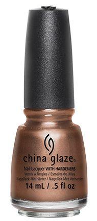 China Glaze | All Color: Cashmere Crème