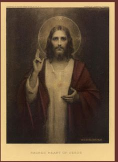 Most Sacred Heart of Jesus: Jesus Christ the king of our hearts: elevations…