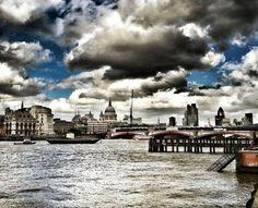Dramatic Skies in London