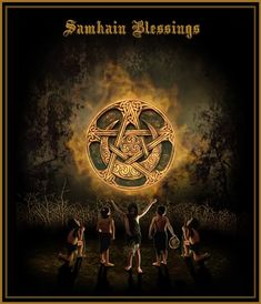 Samhain Ritual Chant By Ineatum Samhain Ritual, Blessed Samhain, Pagan Witch, Wiccan, Magick, Witchcraft, Witches, Celtic Paganism, Pagan Gods
