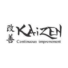 Kaizen, Zen Tattoo, Chic Tattoo, Short Quotes, Me Quotes, One Word Inspiration, Business Plan Outline, Zen Symbol, Phrase Tattoos