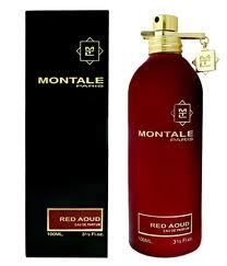 Montale Red Aoud perfume is a sweet, spicy gourmand/saffron with a milky sandalwood base.