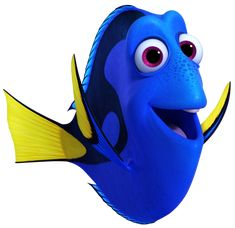 Finding Dory Dory Transparent PNG Clip Art Image