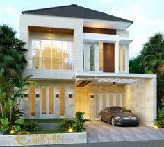 Modern Exterior House Designs, Modern Architecture House, Modern House Design, Exterior Design, Architecture Design, House Arch Design, 3d Home Design, Bungalow House Design, Style Villa