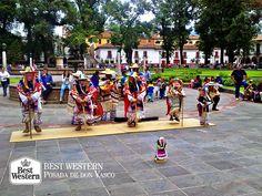 EL MEJOR HOTEL DE PÁTZCUARO. El folclore se vive todos los días en Pátzcuaro. La Plaza de Don Vasco, se viste de colores cuando los habitantes de la región ofrecen un espectáculo con la tradicional Danza de los Viejitos al ritmo de la pirecuas, música típica de la región. En Best Western Posada de Don Vasco, estamos ubicados a sólo unos minutos de la plaza para que usted disfrute de las tradiciones de nuestro pueblo mágico. #bestwesternposadadonvasco