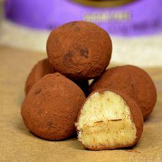 Chai & White Chocolate Truffles - Kaloria