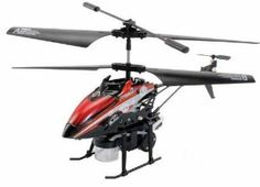 """Toys Agency Bubble Copter, WL Products - 3.5 CH Mini Radio Shooting Bubble RC Helicopter Gyro V757- This 3.5 CH mini RC helicopter with bubble shooting option, built-in Gyro, extremely light weight, strong resistance of impact, Infrared Control. Color RED by WL. $29.85. Use time : Approximated 5-7 Mins. Controller Battery : 6x""""AA"""" batteries (Not included). Function: Up/down,Left / Right,Forward / Backward, Bubble Shooting. Charge time :Approximated 40-50 min. Control dista..."""