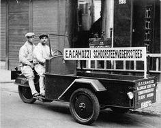 In de 18de en 19de eeuw hadden Italiaanse schoorsteenvegers vrijwel een monopoliepositie in Amsterdam.