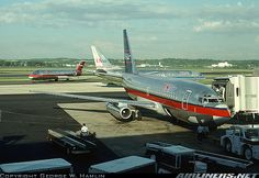 Photos: Boeing 737-201/Adv Aircraft Pictures | Airliners.net  USAir with different Logos