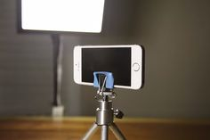 How to: Make a Simple Clever iPhone Tripod Mount