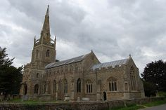 St Mary, Woolpit, Suffolk, England