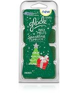 glade winter sparkling spruce wax melts refill #goodhousekeeping  #createyourcomfy