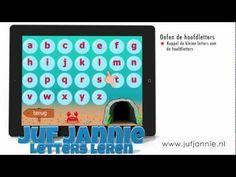 Juf Jannie - Letters leren lezen