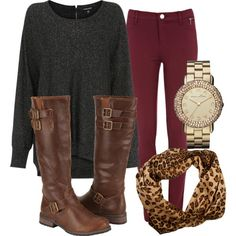I love the boots <3