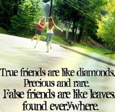 ❤ this is true, I met a lot of people like that it was hard but I got through it.