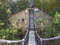 Tree cabin | Domaine de Dienné, France