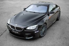 BMW F06 M6 Gran Coupe by G Power