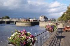 Limerick, Ireland, on the Shannon River