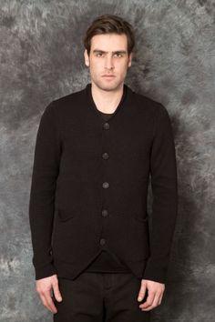 LABEL UNDER CONSTRUCTION – Narrow Collar Jacket PNP-firenze #luc #labelunderconstruction #pnpfirenze