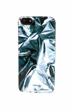Marc by Marc Jacobs Metal Wrapper iPhone 5 Case, $38, available at Marc Jacobs.