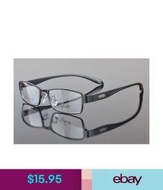 85e2ab41b1 Eyeglass Frames Metal Full Rim Myopia Eyeglass Frames Men Hinged Glasses  Optical Eyewear Rx Able