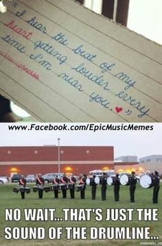 One Direction meets marching band? Yes. Please. YES!!!