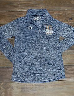 This Under Armour Eagles pullover is great for a quick jog, or just hanging around the house. GATA!