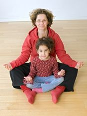 The Benefits of Yoga for Children  #yogaforkids