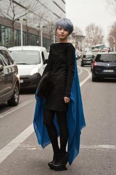 si j'étais une superhéros, ce serait mon costume !