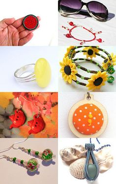 Summer Jewellery Under £20 !! by @branchbeads  by Sarah Robertshaw on Etsy--Pinned with TreasuryPin.com