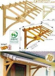 or 2 sided wooden awnings and aluminum awnings for doors and windows Auvents en bois 1 ou 2 or 2 sided wooden awnings and aluminum awnings for doors and windows Auvents en bois 1 ou 2 p Front Door Overhang, Front Door Awning, Window Awnings, Diy Exterior Window Awning, Roof Window, Aluminum Awnings, Rustic Pergola, Modern Door, Wooden Doors