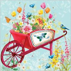 Art Floral, Decoupage Printables, Tangle Patterns, Letter Art, Happy Weekend, Flower Cards, Vintage Images, Painting On Wood, Cute Art