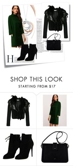 """""""Bez naslova #3"""" by mali111 ❤ liked on Polyvore featuring Post-It, Lanvin, Tom Ford and Tiffany & Co."""